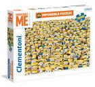 Minions Impossible Puzzle 1000 Clementoni