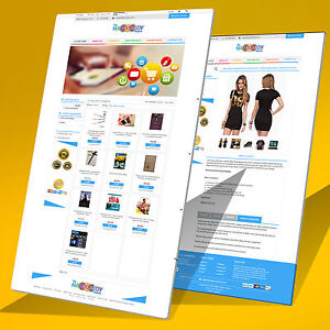 Complete EBay Shop Design Auction Listing Template Mobile - Auction brochure template