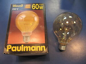 RARITe-PAULMANN-Lampe-de-Globe-E27-60W-G95-OR-LUSTRE-Ampoule