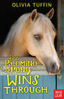 The Palomino Pony Wins Through by Olivia Tuffin (Paperback, 2014)