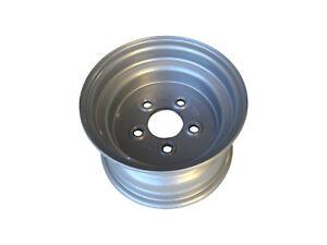 10 Zoll - Stahlfelge 6.0 x 10 ET-4, Radanschluss 5-Loch 112x5, für PKW-Anhänger