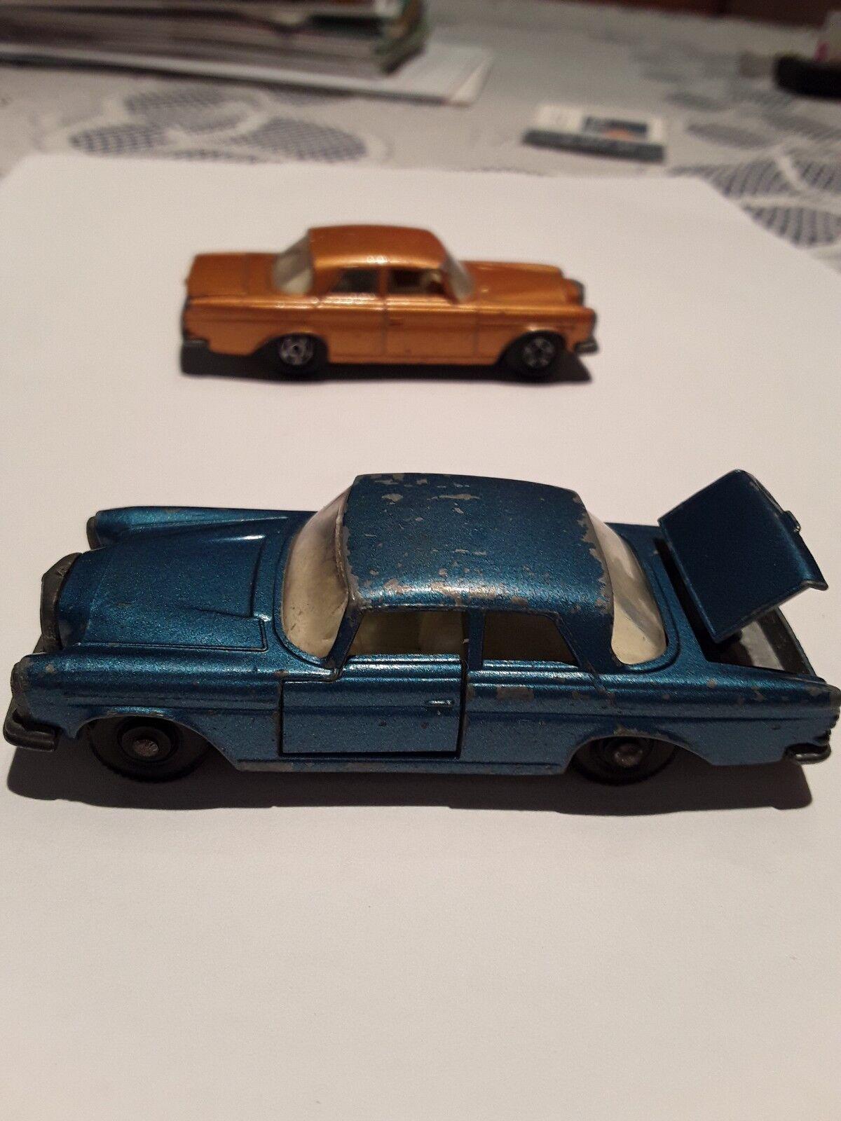 MATCHBOX MATCHBOX MATCHBOX SERIES NO46 MERCEDES 300 SE 357d43