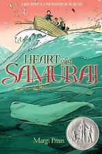 Heart of a Samurai - Good - Preus, Margi - Paperback