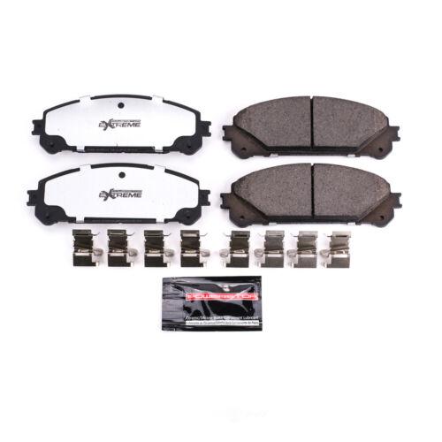 Disc Brake Pad Set Front Power Stop Z36-1324