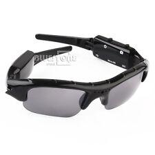 SunGlasses SunGlass Eyewear HD 720P Mini Spy Hidden Camera Cam DVR Video Record
