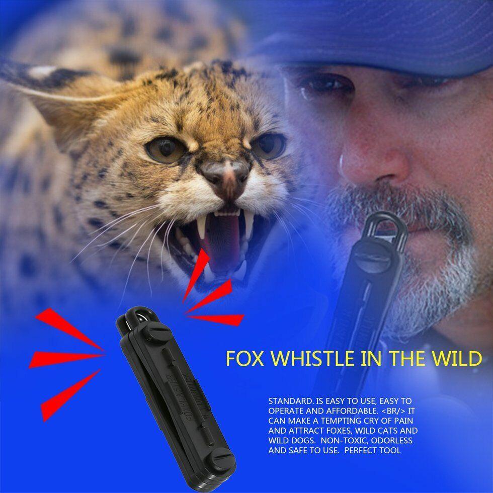 Fox Blaster Call Whistle Predator Hunting Rabbit Original Game Caller Animial P