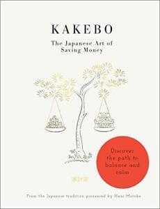 Kakebo-The-Japanese-Art-of-Saving-Money-Short-Books-by-Hani-Motoko-NEW-Book