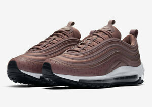 Details about W Nike Air Max 97 LEA Size 4.5 UK 38 EUR Smokey Mauve AQ8760 200