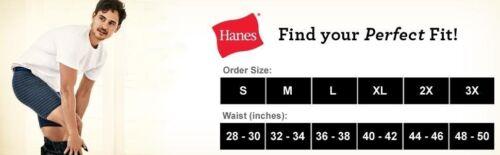 Tagless Hanes Montant M Douillet Blanc Complet Slip Confort 9 pack 3x Hommes SwqzSr6