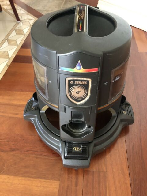 rainbow e series e-2 canister vacuum cleaner