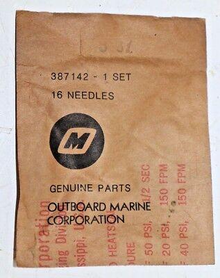 OMC Needle Bearings 387142 0387142
