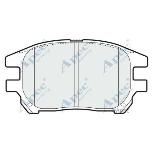 Fits Lexus RX 300 V6 Genuine OE Quality Apec Front Disc Brake Pads Set