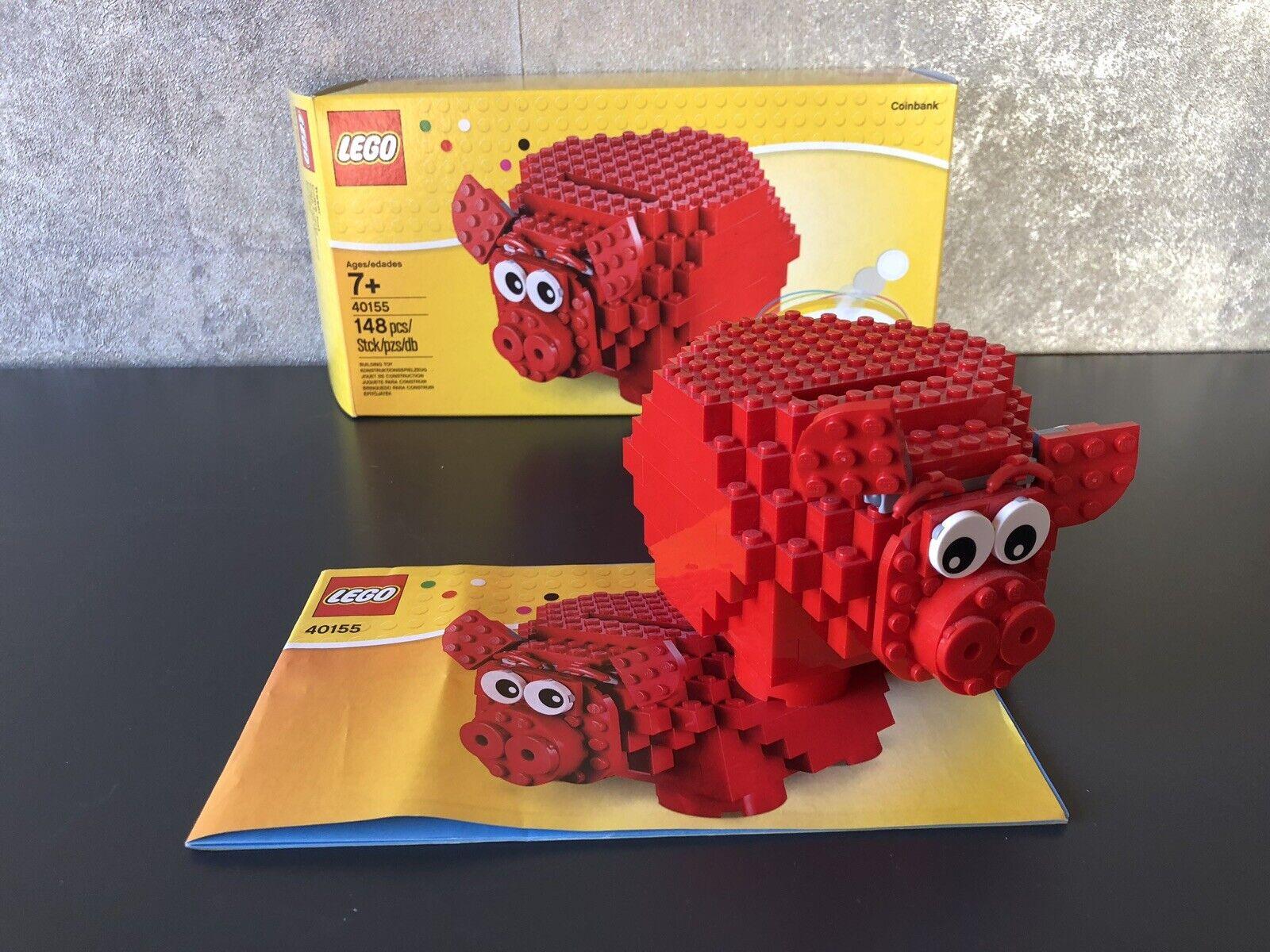 LEGO Sparschwein LEGO Tresor (LEGO 40155)