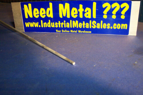 "3//16/""Diameter x 24/""-Long 6061 T6 Aluminum Round Bar--/>.188/"" DIameter 6061 Rod"