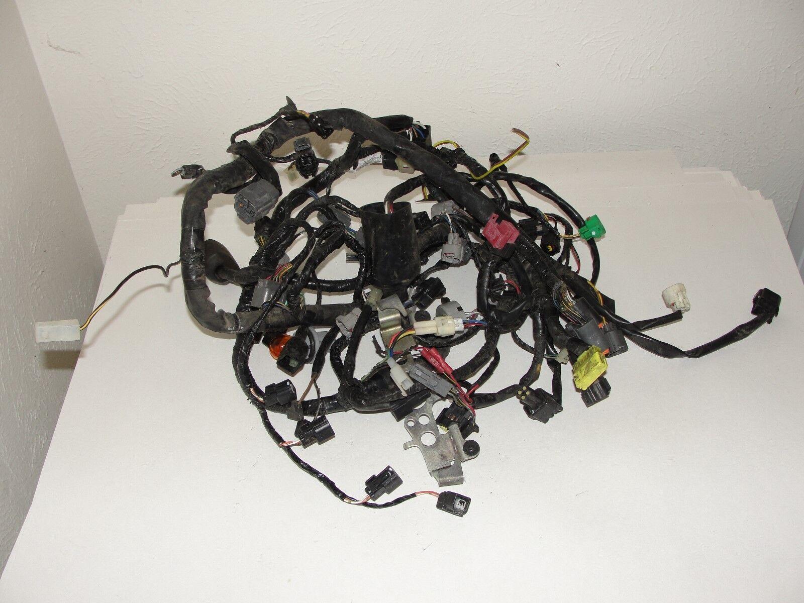 07 08 Kawasaki Zx600 Zx 600 Wiring Harness 26031 0561 Ebay Zx6r Norton Secured Powered By Verisign