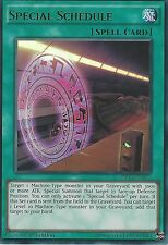 YU-GI-OH ULTRA RARE CARD: SPECIAL SCHEDULE - DRL3-EN073 - 1st EDITION