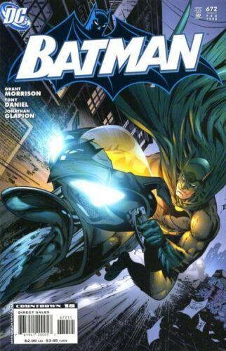 #672 1 1940-2011 Batman Vol