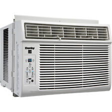 Danby 6000 BTU Window Air Conditioner, Cools up to 250 sq. ft. w/ 3 Fan Speeds