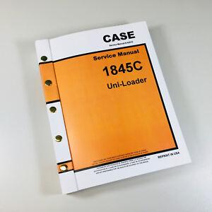 Case 1845c service Manual download