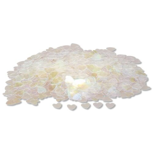 10x 14g bags of Wedding Table Confetti Hearts Stars Butterflies