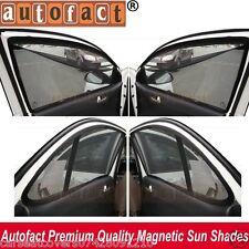 AUTOFACT Magnetic Window Sun Shades for Maruti Suzuki Zen Estilo -Set of 4 - Wit