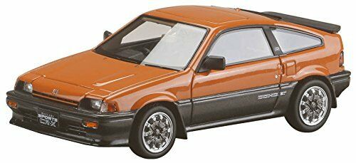 MARK43 1/43 Honda Ballade Sports CR-X Si  AS    MUGEN CF-48 wheel arancia W/T NEW 16abd7