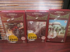 The-Jewel-in-the-Crown-Three-VHS-Video-Tapes-Vol-3-5-Episodes-6-14