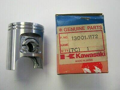 Kawasaki AR125 AR 125 57.00mm Bore Racing Piston Kit REED VALVE OVERSIZE