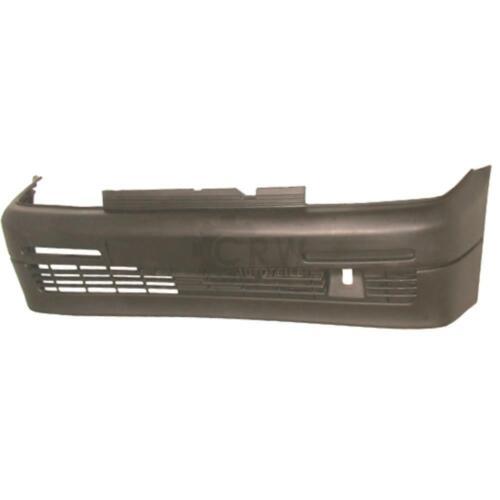 92-98 schwarz ABS Kunststoff schwarz 7FY Stoßstange vorne Fiat Cinquecento Bj