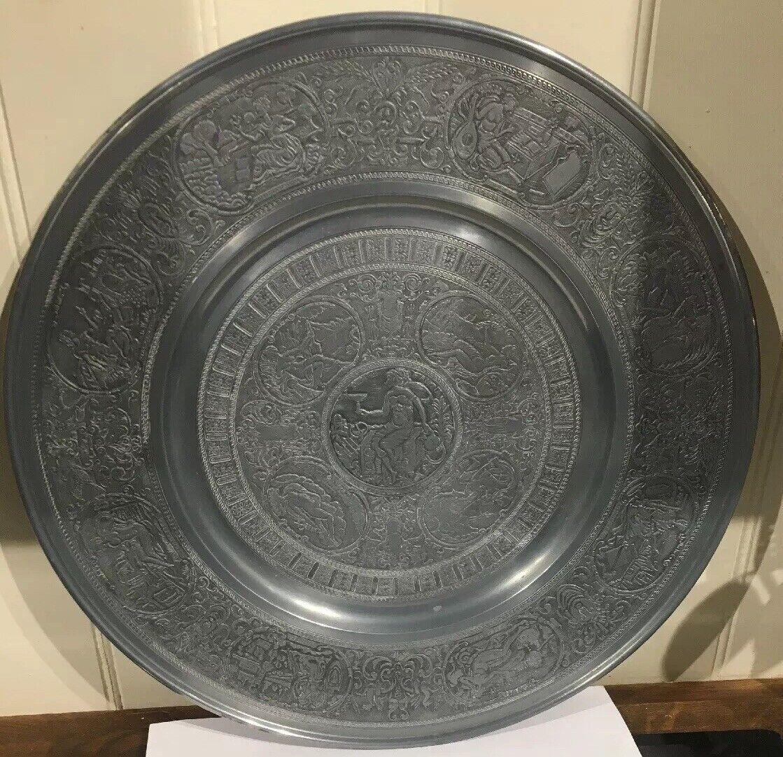 Berendsohn Tin Plate Large Tempe Rantia