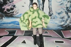 LEIA PONCHO - INCOMPLETE  -  VINTAGE FIGURE star wars REF C5523