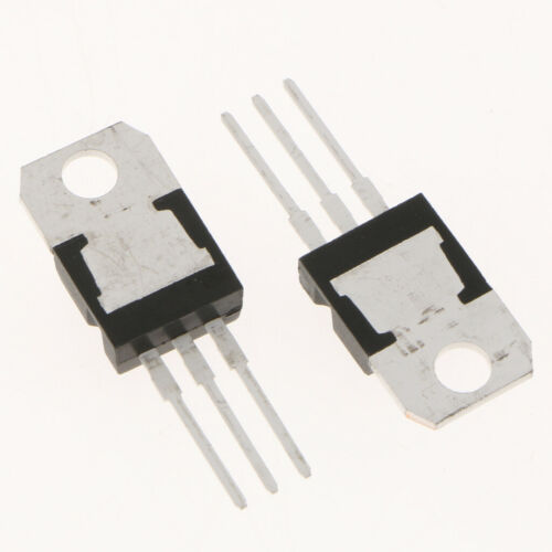 10 PCS L7805CV L7805 LM7805 TO 220 Spannungsregler Transistor mit 3 Positionen