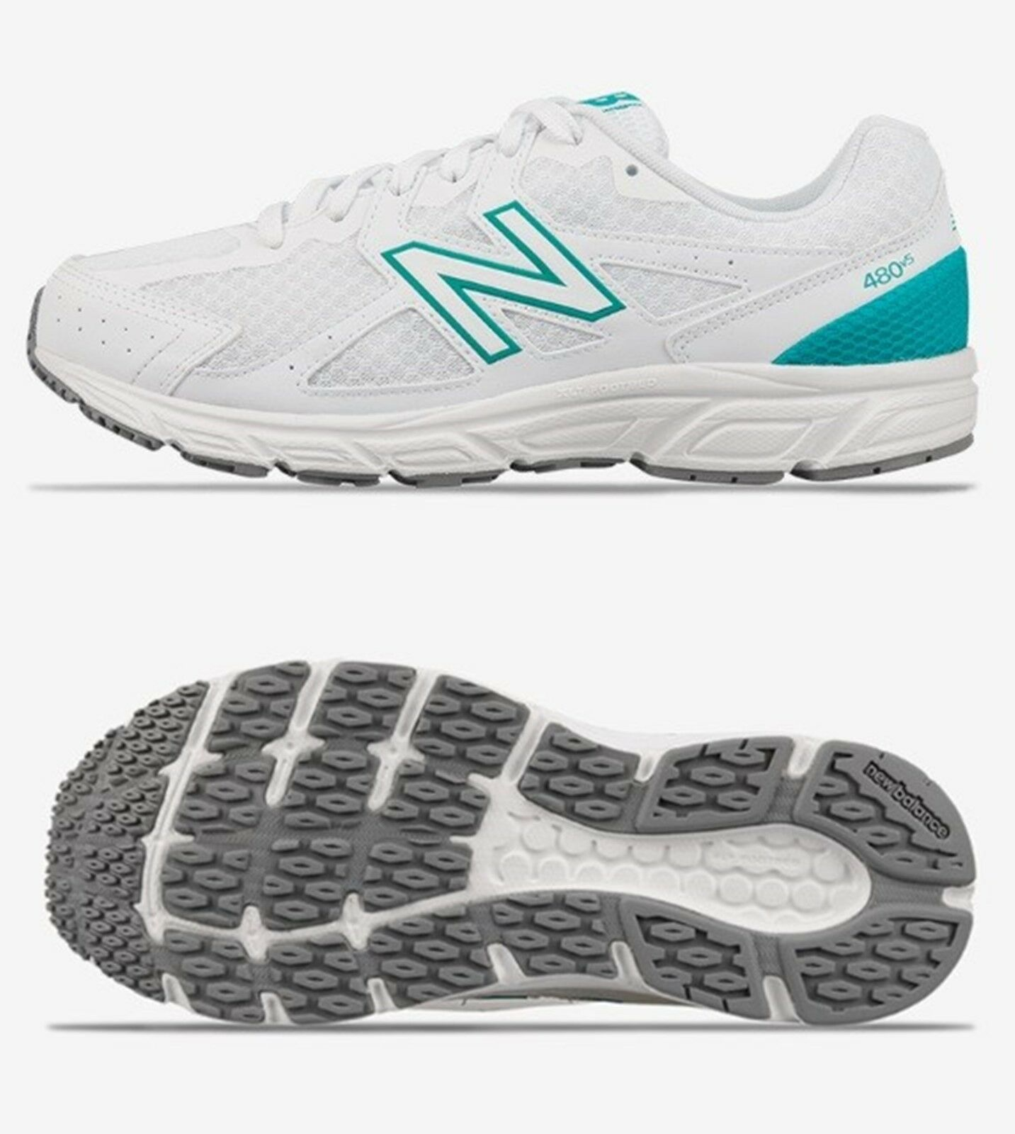 New Balance Men W480WG5 shoes Running White Sneakers Casual shoes NBPF8F800B51