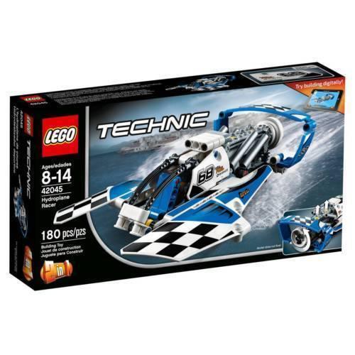 42045 HYDROPLANE RACER lego set LEGOS SEALED NEW technic