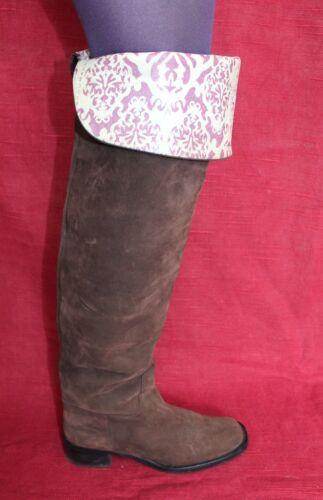 Dorothee Damen 39 Schumacher Uk6 Leder Leather Stiefel Overknees Overknee Boots rwPrxdI