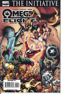 THE-INITIATIVE-OMEGA-FLIGHT-N-4-di-5-albo-in-Americano-ed-MARVEL-COMICS