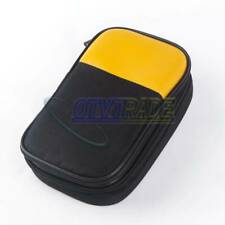 Double Layer Zipper Carrying Case Fits Fluke 705 707 15b 17b 18b 117 175 115 116