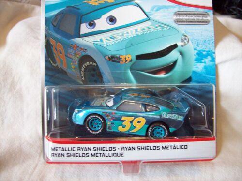 2019  New release Scavenger Hunt Disney Pixar Cars Metallic Ryan Shields