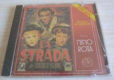 CD ALBUM BOF ORIGINAL SOUNDRACKS LA STRADA LE NOTTI DI CABIRIA MUSIQUE NINO ROTA
