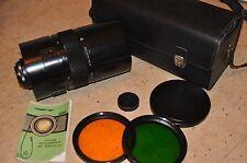 Telelens MC mto-11ca 10/1000 M42 Pentax Зенит Praktica Nikon Canon № 950839