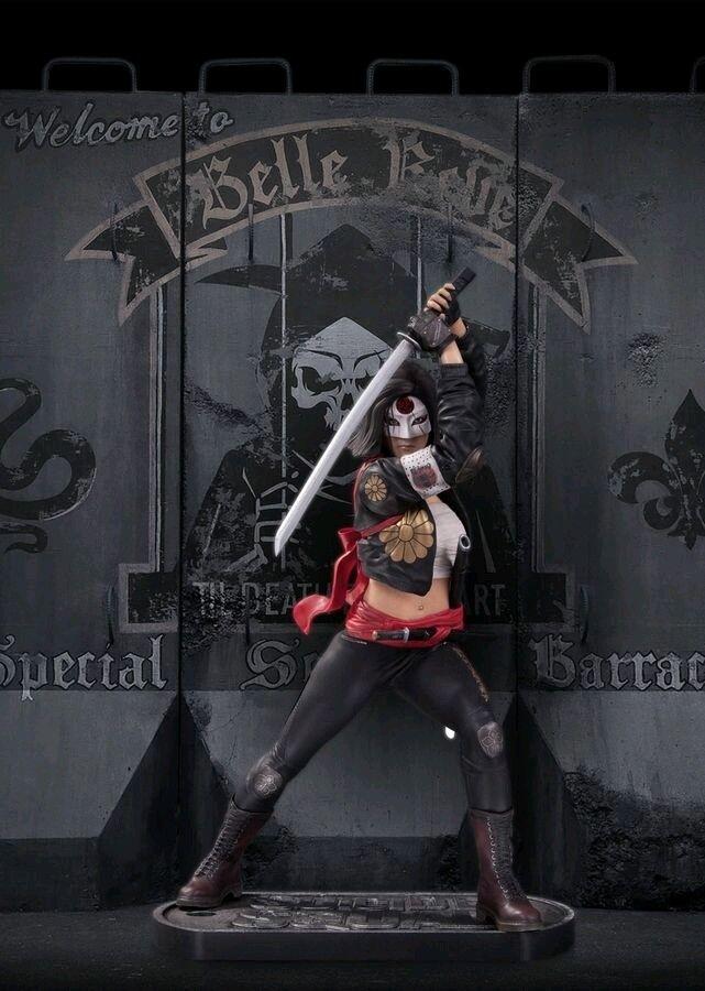 DC Comics--Suicide Squad Squad Squad - Katana Statue 106acf