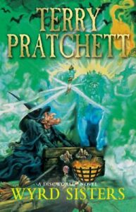 Wyrd-Sisters-by-Terry-Pratchett-Paperback-NEW-Book
