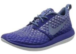 Zapatillas Repelente Two para Blue Bnib Uk deporte al mujer 5 365 agua Roshe Flyknit Nike Royal de zF46w4