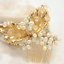 Luxury-Crystal-Rhinestone-Flower-Wedding-Bridal-Hair-Comb-Hairpin-Clip-Jewelry thumbnail 49