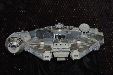 Star Wars Millennium Falcon Hasbro 2008 Legacy Collection HUGE