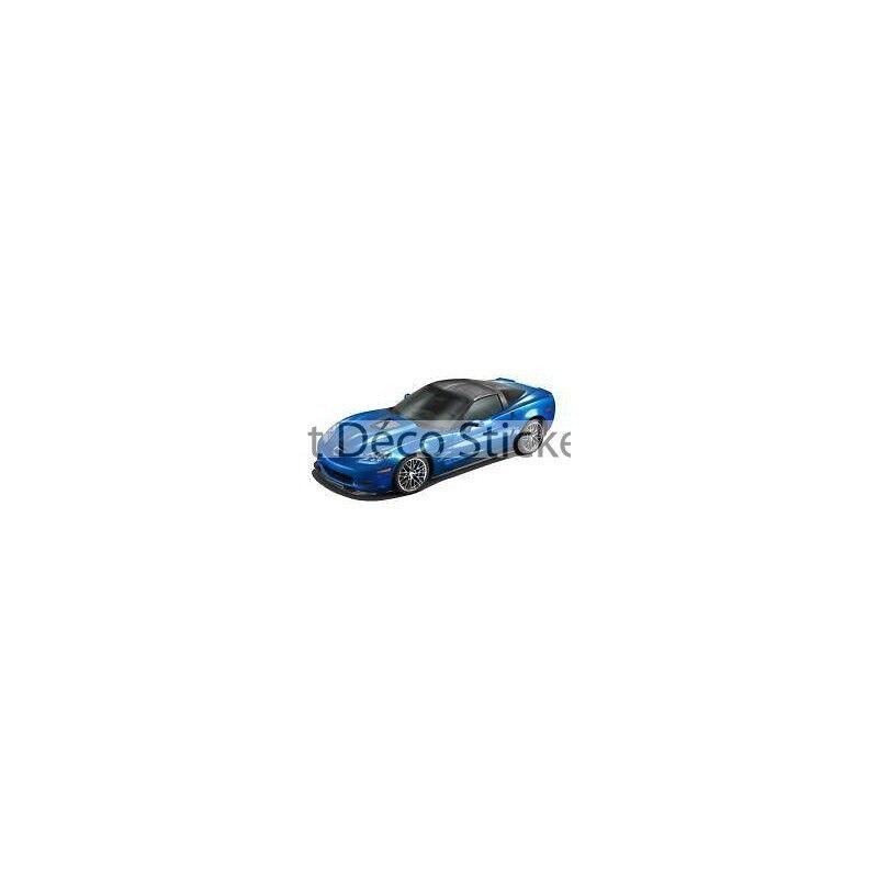 Adhesivo Auto Coche Sport 70x35cm-9 42f334a6f7ef