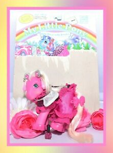❤️My Little Pony MLP G1 Vtg Twice as Fancy Up Up and Away & Designer Pony Wear❤️