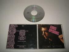 CHRIS SPEDDING/ENEMY WITHIN(NEW ROSE/ROSE 94 CD)CD ALBUM