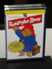 The Adventures of Paddington Bear (2-DVD Set) 14 Adventures on 2 DVDs! NEW!