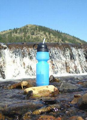 New Genuine SPORT BERKEY Water Bottle w/ Filter - Free Shipping